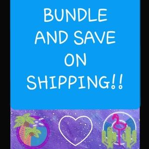 BUNDLE & SAVE!!